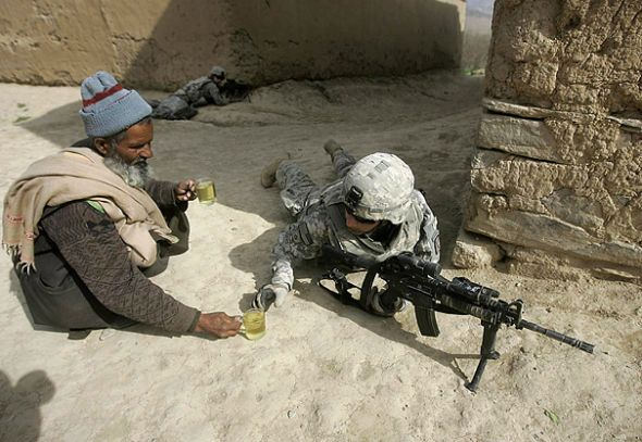 Tee sõduritele