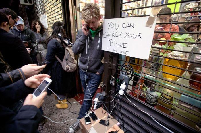 Telefoni laadimine