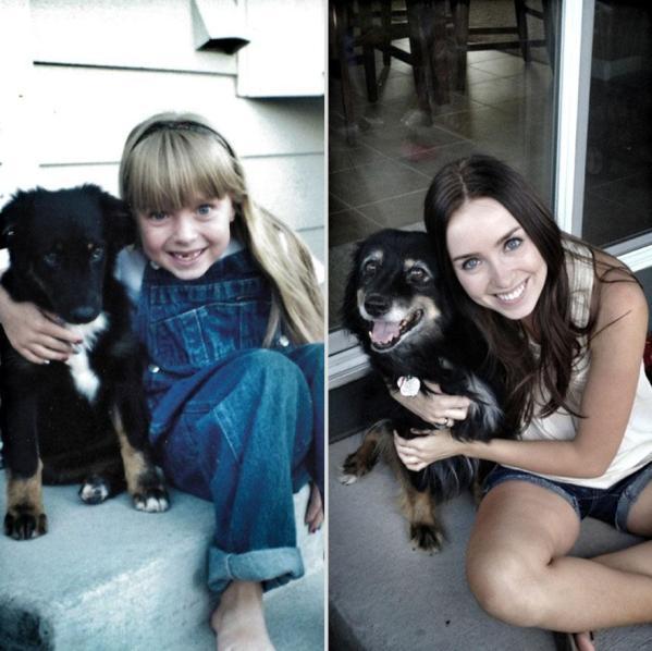 Koer ja neiu