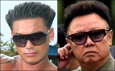 Pauly D ja Kim Jong Il