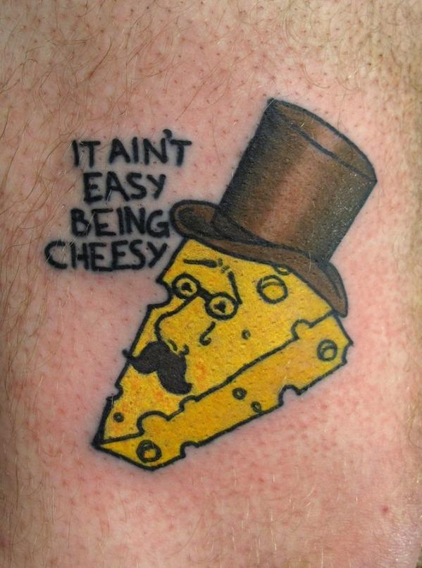 Elutark juustuhärra