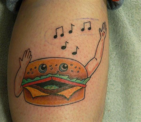 Hamburgeri teemalugu
