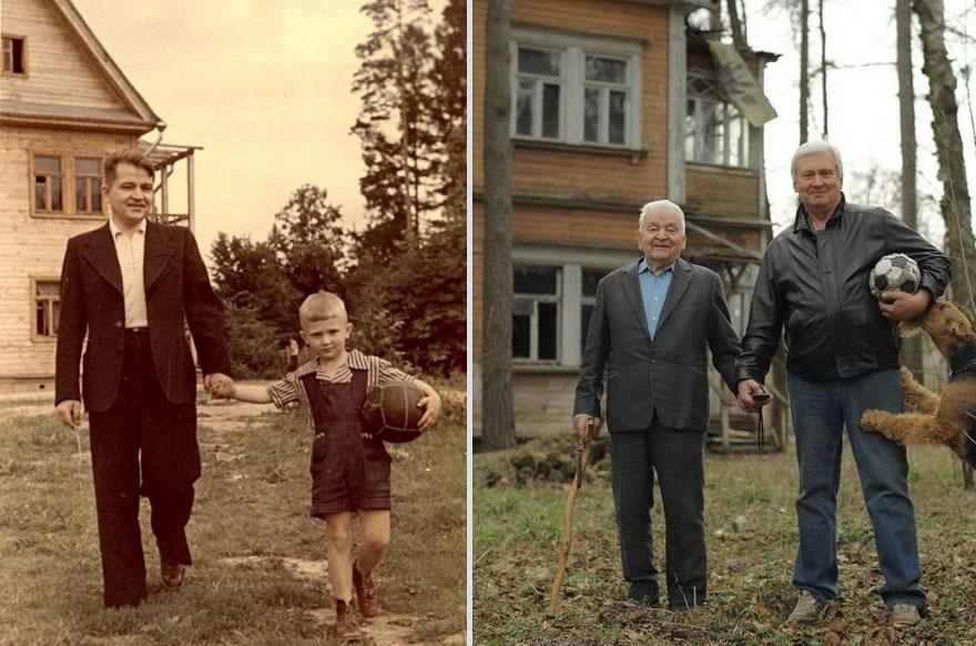 Isa ja poeg 2004 2009