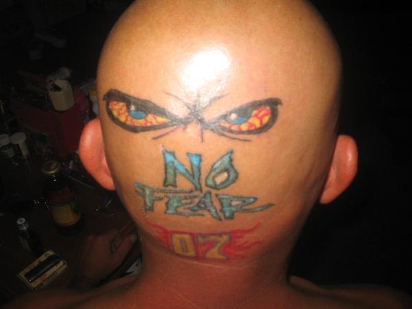 No Fear '07