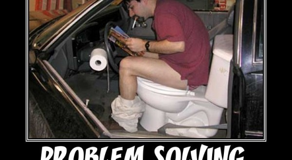 problem solving stupid toilet outhouse ingenious invention marines rules motivational posters online blogspot funny hot