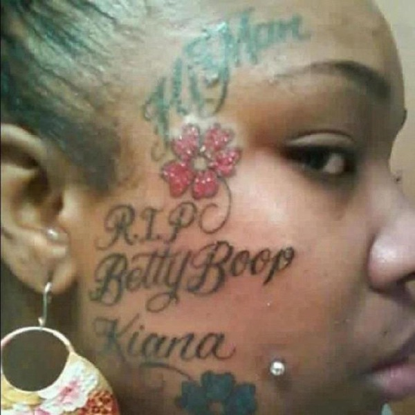 RIP Betty Boop