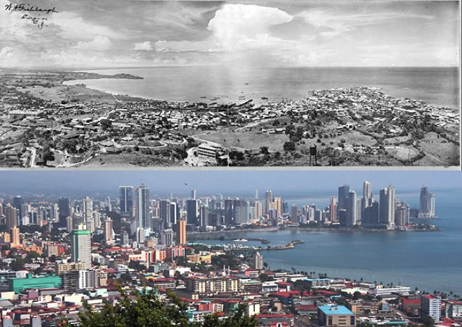 11. Panama City, Republic of Panama, 1930-2010