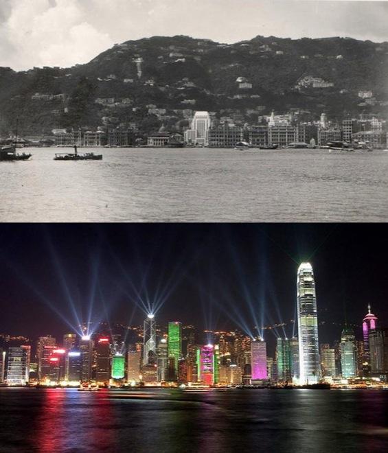 12. Hong Kong, 1920-2000