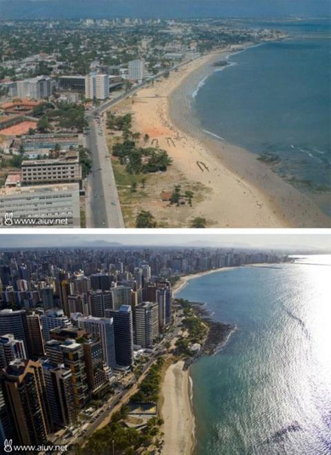 13. Fortaleza, Brazil, 1975-2011