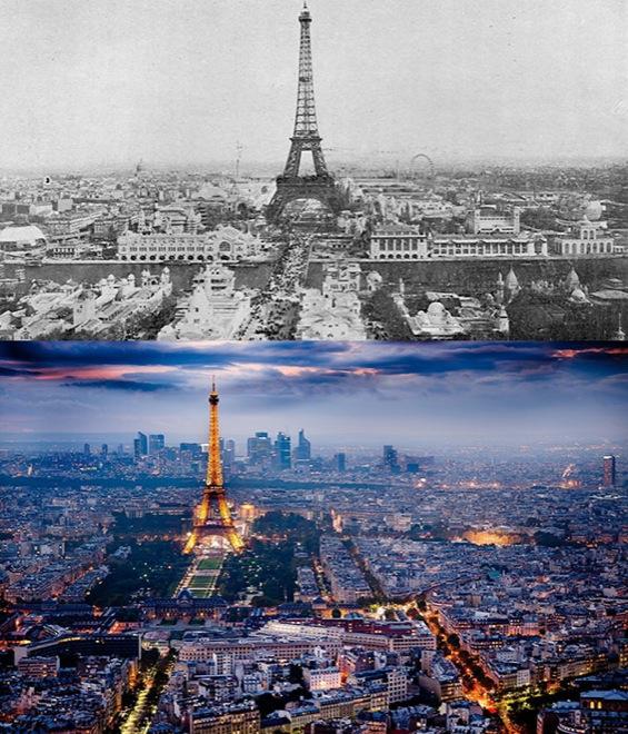 15. Paris, France, 1900-2012