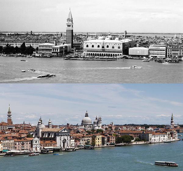 16. Venice, Italy, 1970-2010