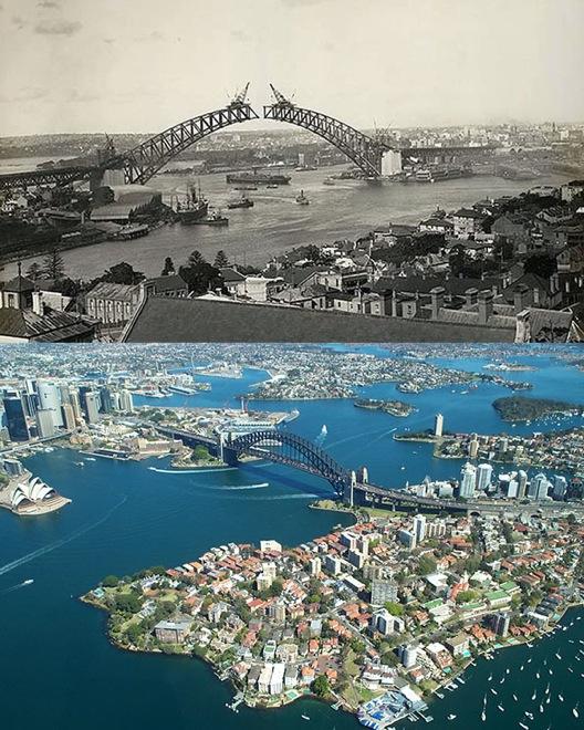17. Sydney, Australia, 1930-2014