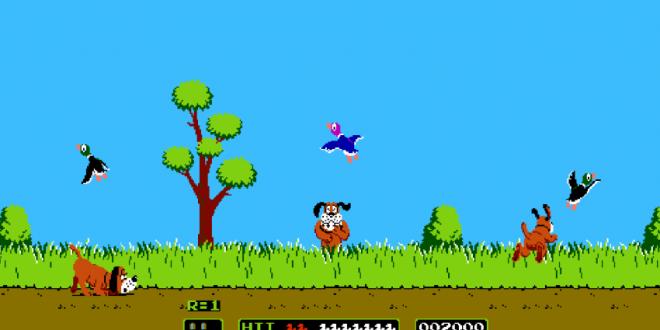 1984 – Duck Hunt – NES