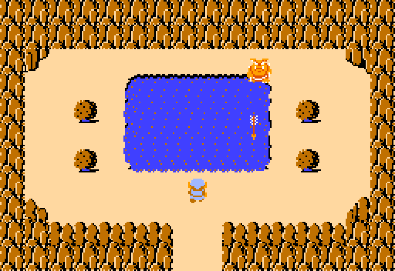 1986 – The Legend of Zelda – NES