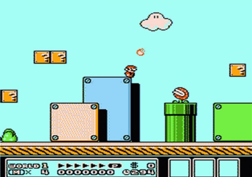 1988 – Super Mario Bros. 3 – NES