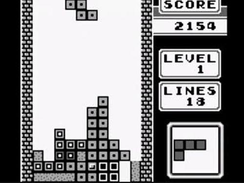 1989 – Tetris – Gameboy