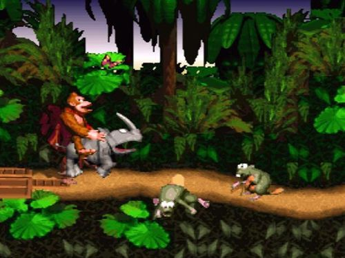 1994 – Donkey Kong Country – SNES