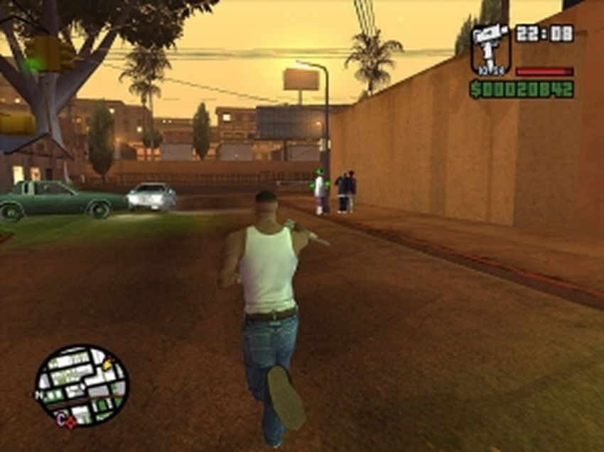 2004 – Grand Theft Auto San Andreas – Playstation 2 Xbox
