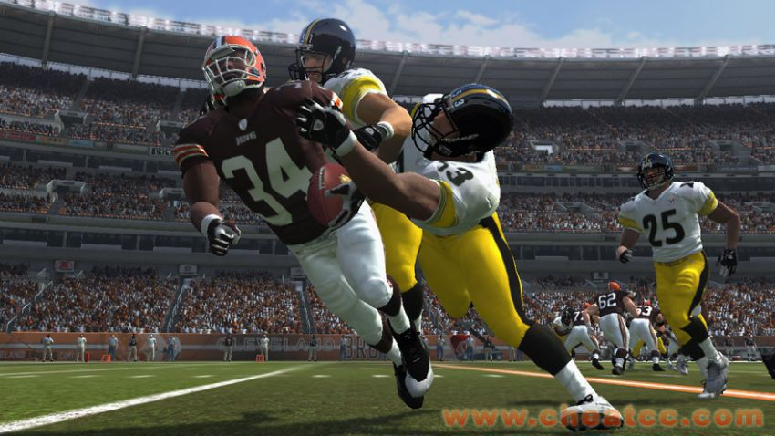 2006 – Madden NFL 07 – Playstation 3 Xbox 360 Nintendo Wii
