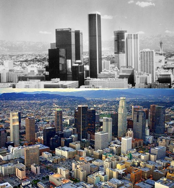 4. Los Angeles, USA, 1970-2014