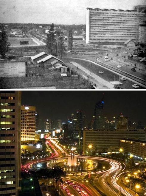 8. Jakarta, Indonesia, 1965-2005