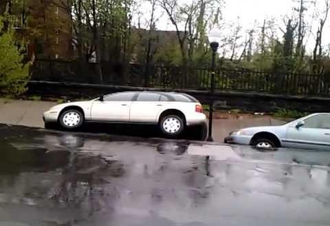 Vajuvad autod