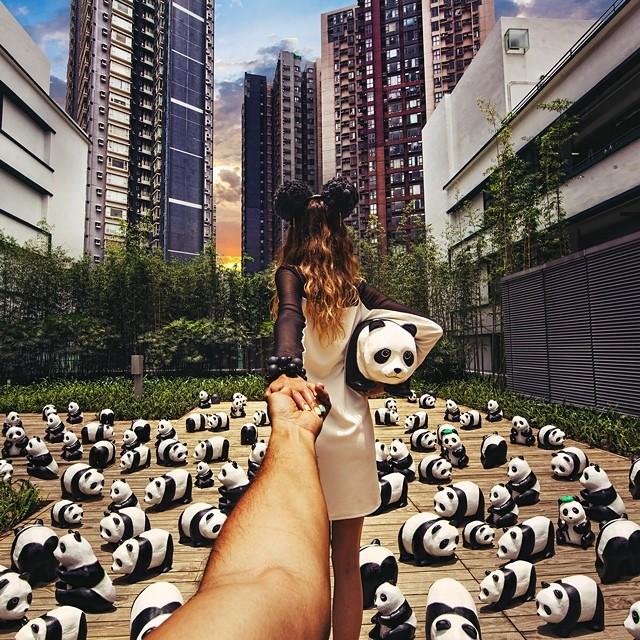 1 - 1600 pandat Hong Kong