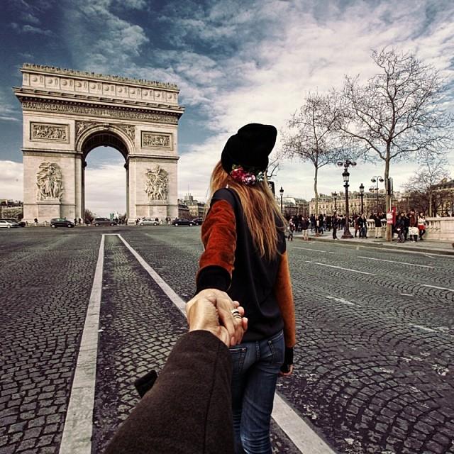 11 Arc de Triomphe  Pariisis Prantsusmaal