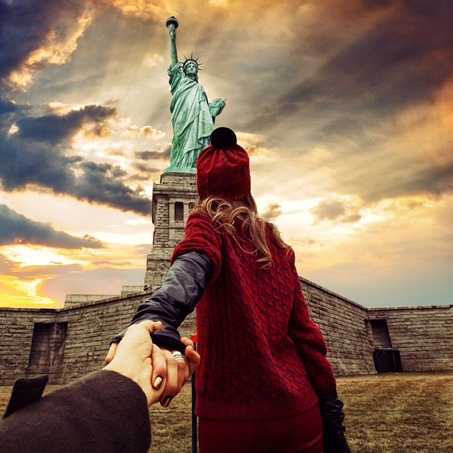 12 Vabadussammas New Yorkis