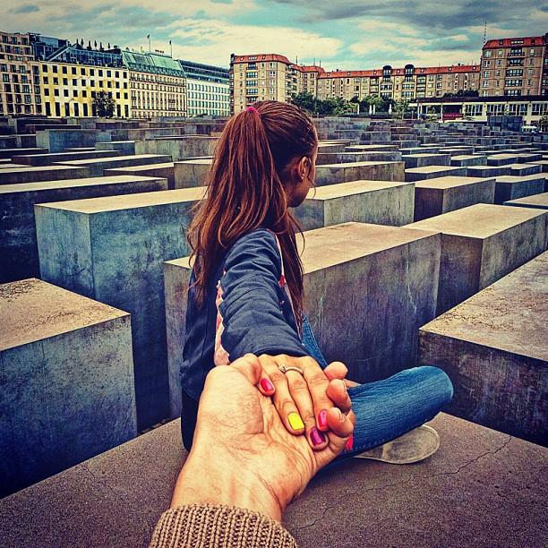 16 Holokausti mälestusmärk Berliinis