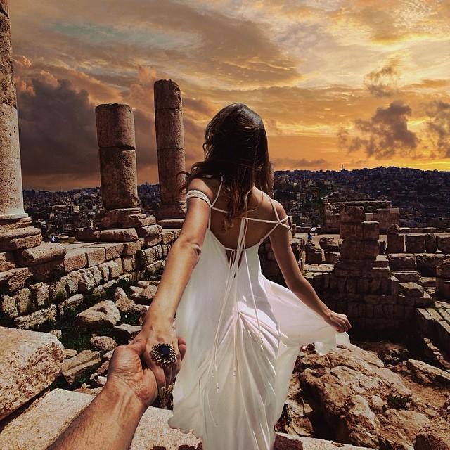 3- Ammani kindlus Jordaanias