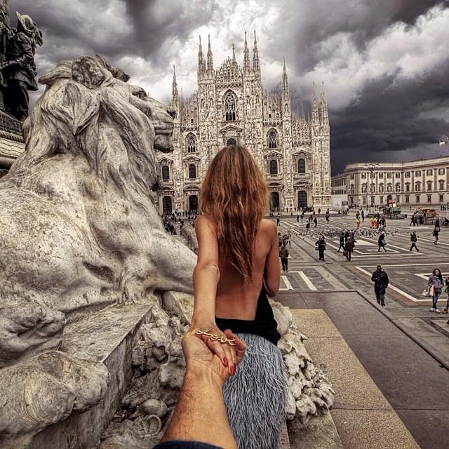 6 - Piazza Duomo Milan