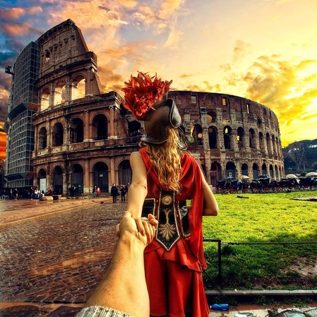 8 Rooma Kolosseum