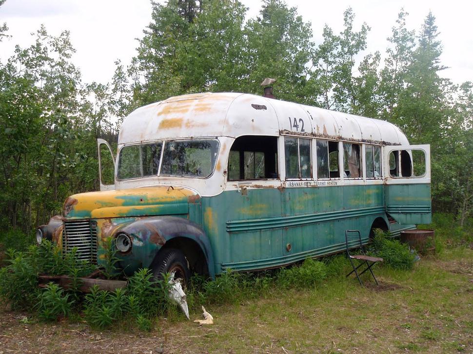 Alaska buss