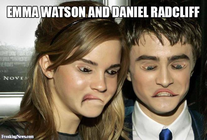 Emma Watson ja Daniel Radcliff