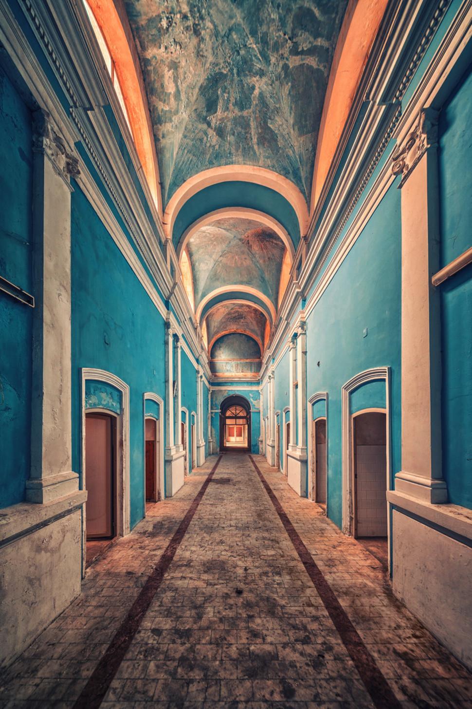 Hüljatud koridor
