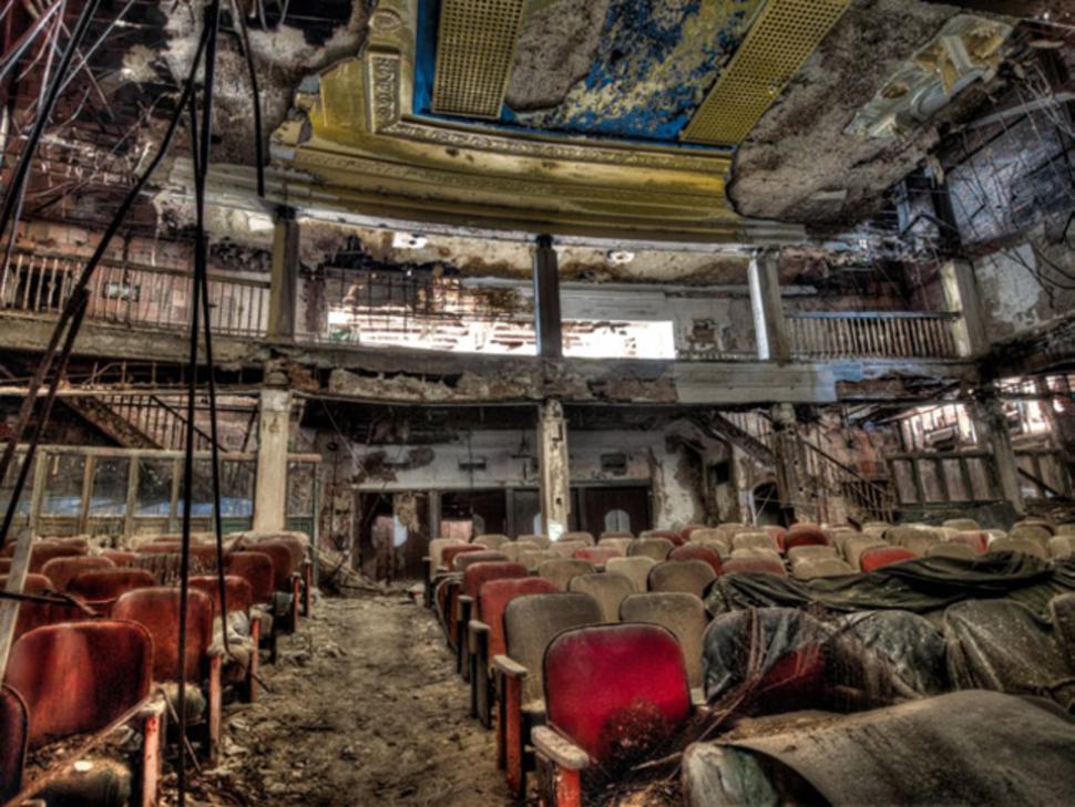 Hüljatud teater