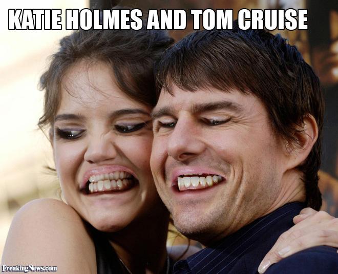 Katie Holmes ja Tom Cruise