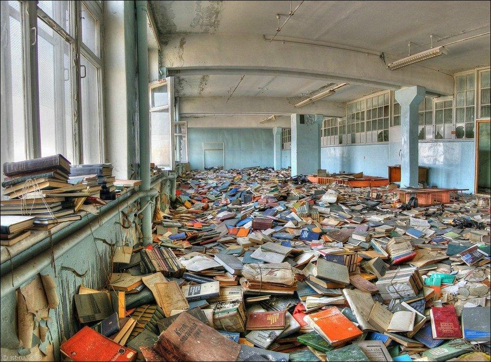 Raamatukogu Venemaal