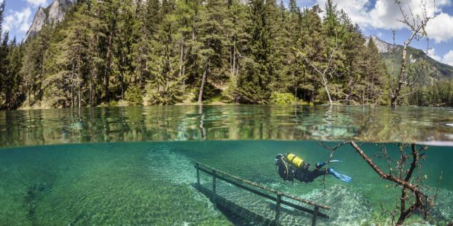 Roheline järv Austrias