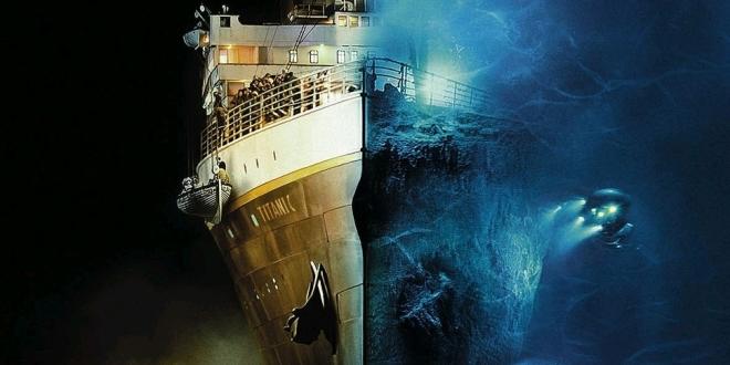 Titanicu Vrakk