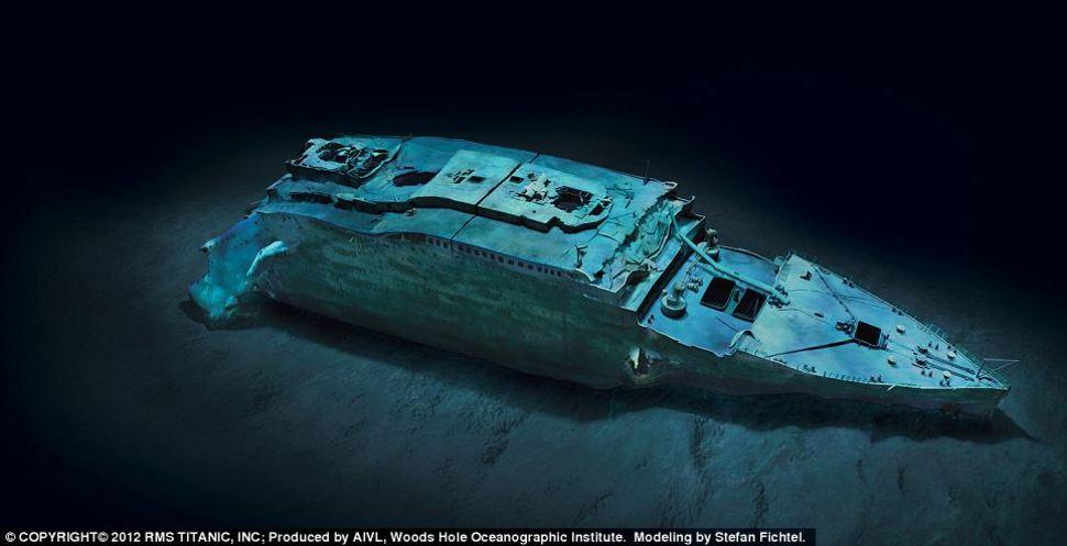 Titanicu vrakk 2