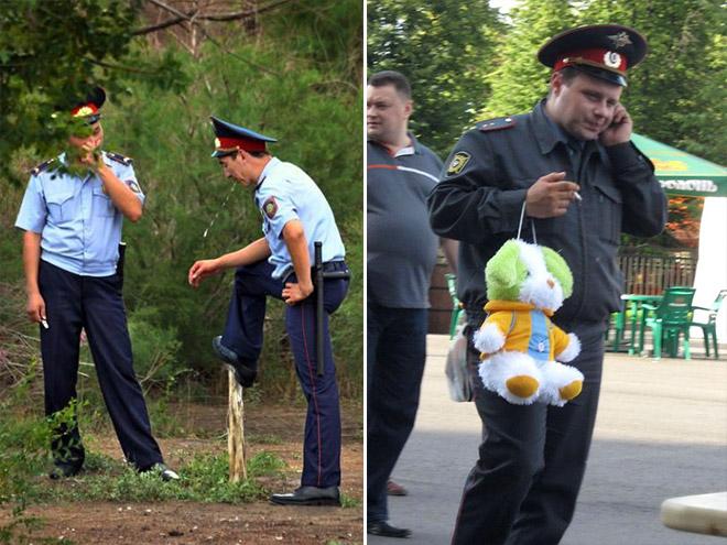 Vene miilitsad 2