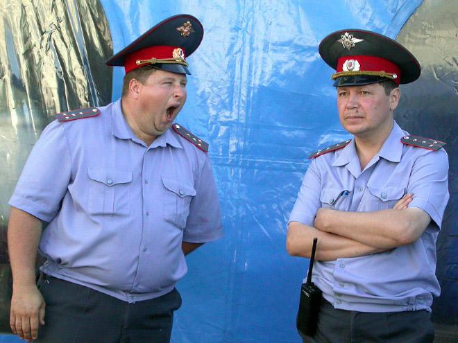 Vene miilitsad 3