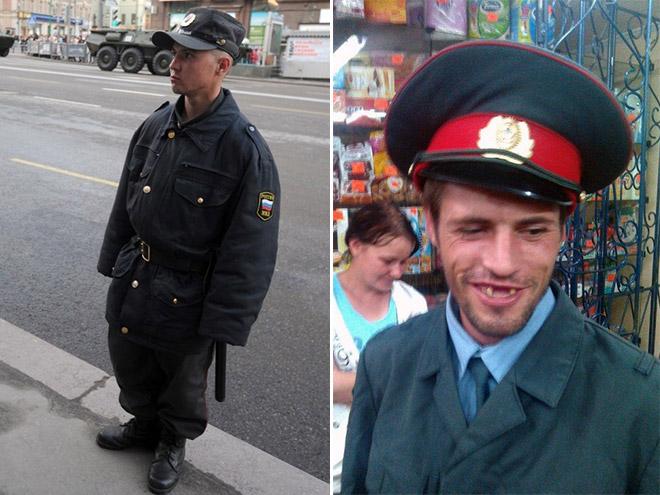 Vene miilitsad 4