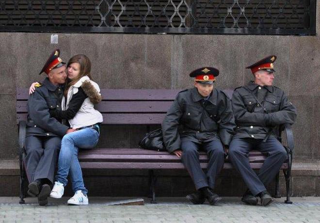 Vene miilitsad 8