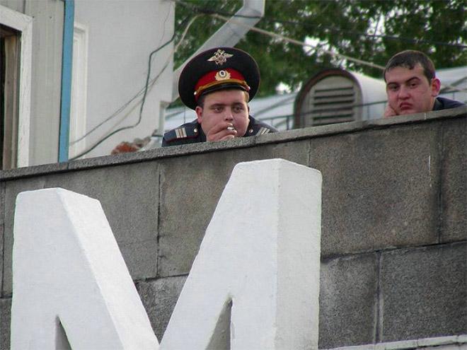 Vene miilitsad 9