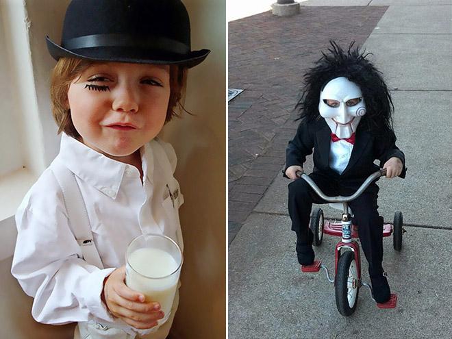halloweenikostüümid lastele 5