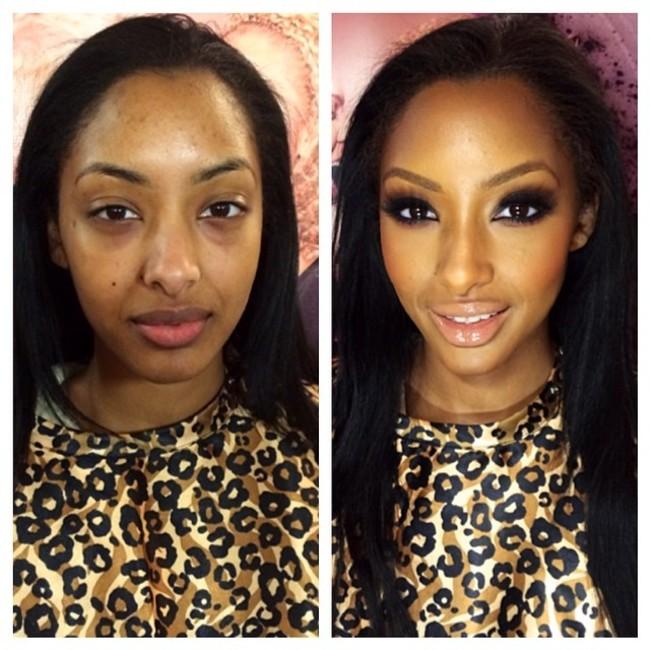 make-up 20