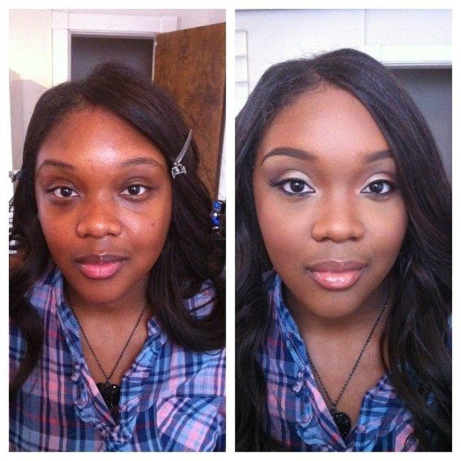 make-up 25